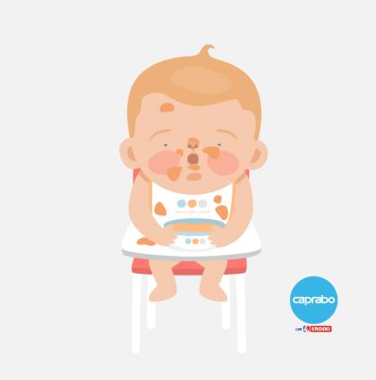 Bienvenido bebé – Caprabo