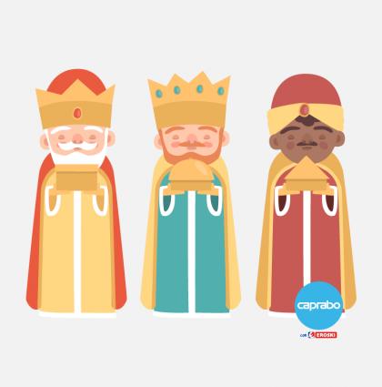 Papá Noeles del mundo – Caprabo