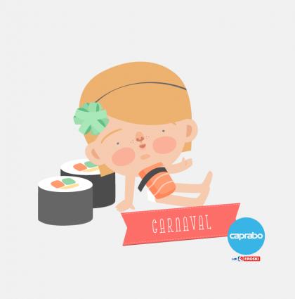 Minidisfraces de Carnaval – Caprabo