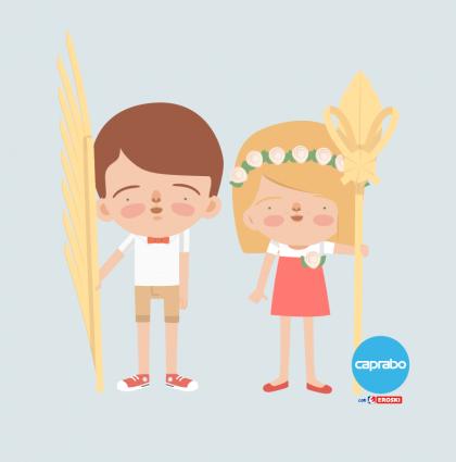 Semana Santa con niños – Caprabo