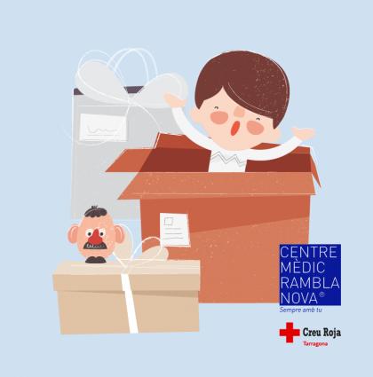 En Navidad ningún niño sin juguetes – CMRM y Cruz Roja
